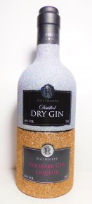 Sparkling Duo - Dry Gin and Rhubarb Gin Stacker 20cls