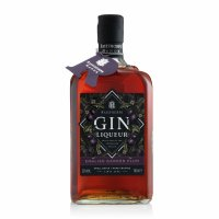 English Garden Plum Gin