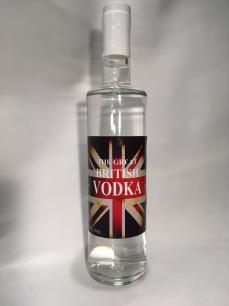Union Jack Vodka 70cl