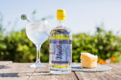 Lemon Drizzle Vodka 50cl