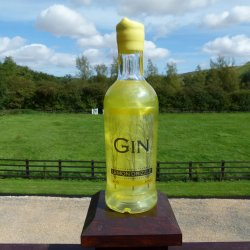 Shimmering Lemon Drizzle Gin 50cl