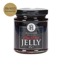 Sloe Port Jelly