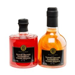 9ct Toffee & Blood Orange Duo Stackers - 2 x 20cl Bottles