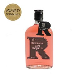 Special Offer - 35cl Rhubarb Gin and 6 bottles of Skinny Premium Tonic