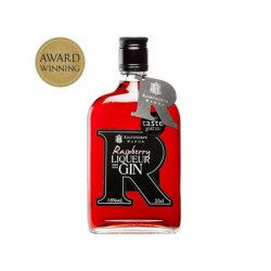 Special Offer - 35cl Raspberry Gin and 6 bottles of Citrus Tonic