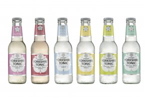 Set of 6 x 200ml Yorkshire Tonics Taster Pack - Includes all flavours