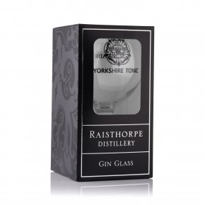 Yorkshire Tonic Glass