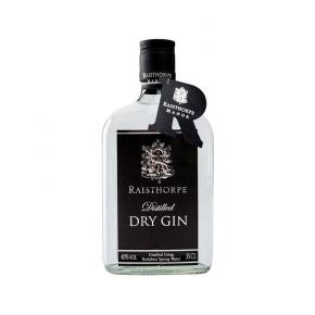 Special Offer - 35cl Distilled Dry Gin and 6 bottles of Apple & Elderflower Yorkshire Tonic