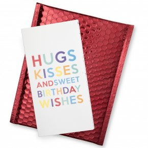 Hugs, Kisses and Sweet Birthday Wishes