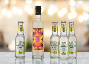Yorkshire G&T Pack - Passionfruit Gin and Premium Tonic