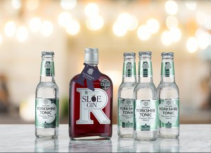 Yorkshire G&T Pack - Sloe Gin and Apple & Elderflower Tonic