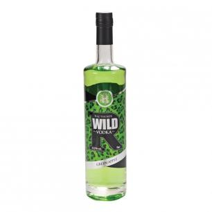 Green Apple Wild Vodka Liqueur