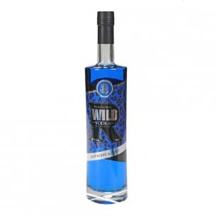 Raspberry & Apple Wild Vodka Liqueur