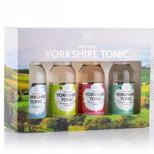 Boxed set of 4 Yorkshire Tonics