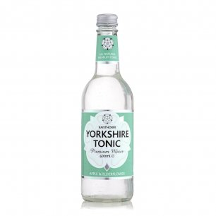 Apple & Elderflower Yorkshire Tonic 500ml