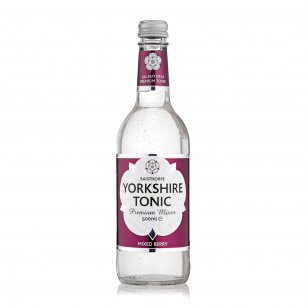 **New** Mixed Berry Yorkshire Tonic 500ml
