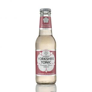 Strawberry & Pomegranate Yorkshire Tonic 200ml