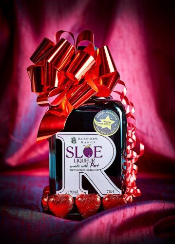 Valentine Special Sloe Port: 5cl