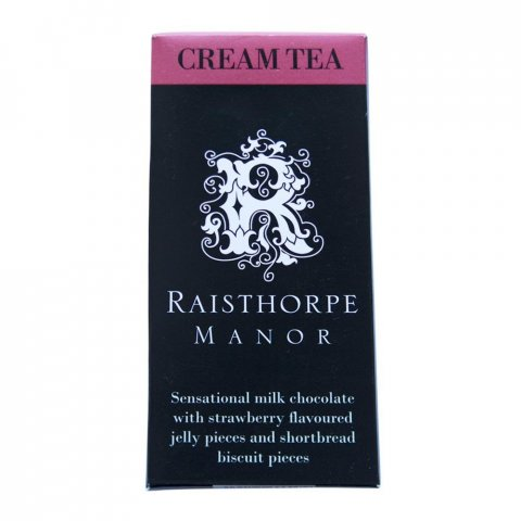 Cream Tea Chocolate Bar