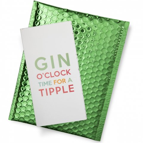 Gin O' Clock - Time for a Tipple