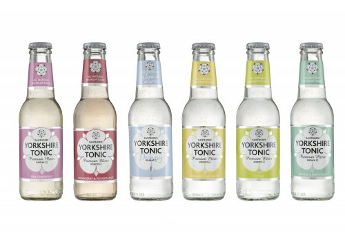 Set of 6 x 200ml Yorkshire Tonics Taster Pack - Includes all flavours: Set of 6 - 1 of each flavour