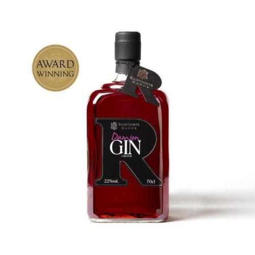 Damson Gin Liqueur: 5cl