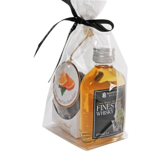 Game Keepers Whisky 5cl and Chocolates