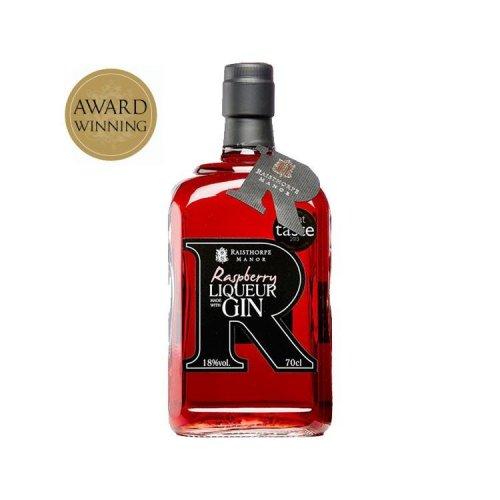 Raspberry Gin Liqueur: 5cl