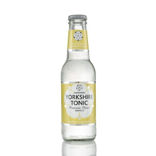 Premium Yorkshire Tonic 200ml and 500ml: 6 - Premium Tonic Water 200ml