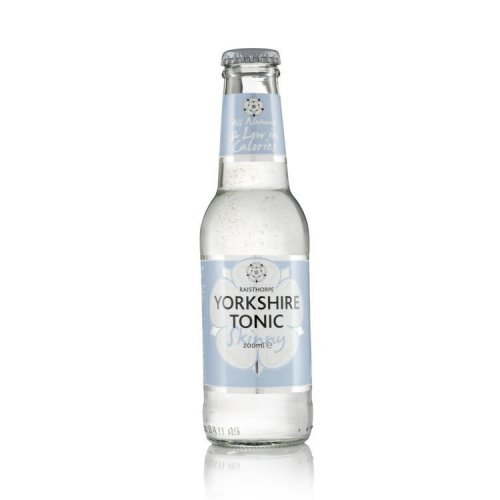 Skinny Premium Yorkshire Tonic 200ml and 500ml: 1 - Skinny Tonic 200ml